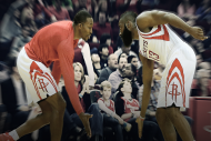 Houston Rockets 2014-15 Win/Loss Projections