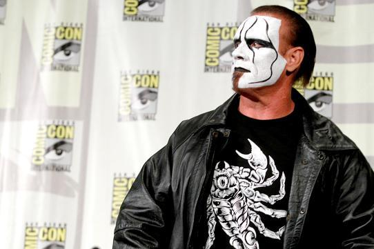 Report: WWE Expect Sting to Work Next Year's WrestleMania