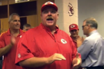 So, Andy Reid Is Excited About His 1st Win of the Year