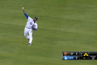 Yasiel Puig Unleashes Perfect Throw to Nail Brando…