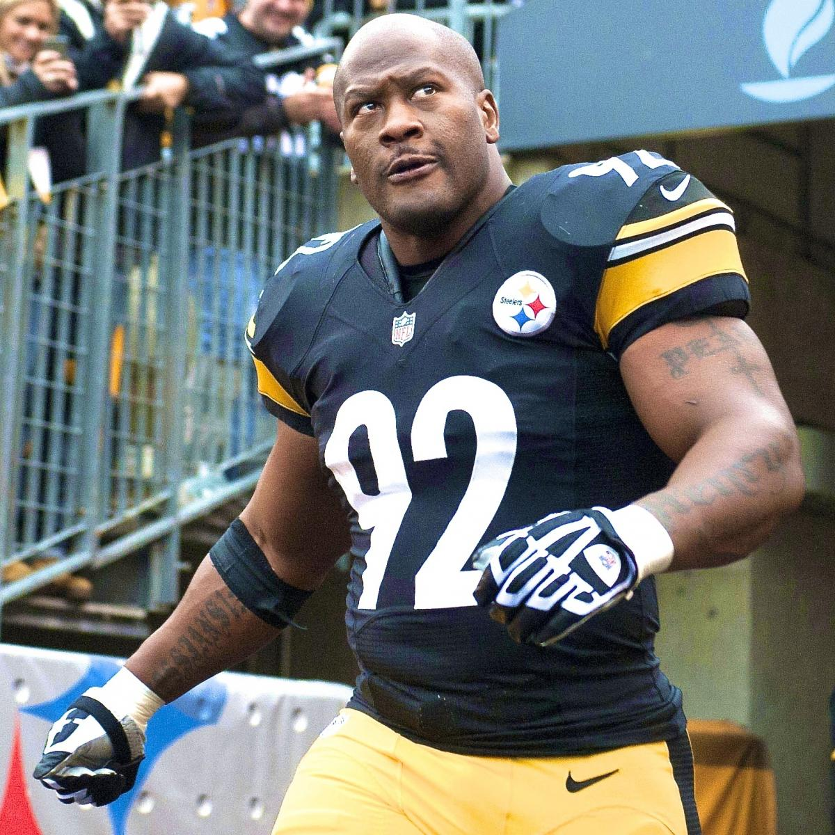 Pittsburgh Steelers Mike Tomlin S New Contract Ushers In: James Harrison To Steelers: Latest Contract Details