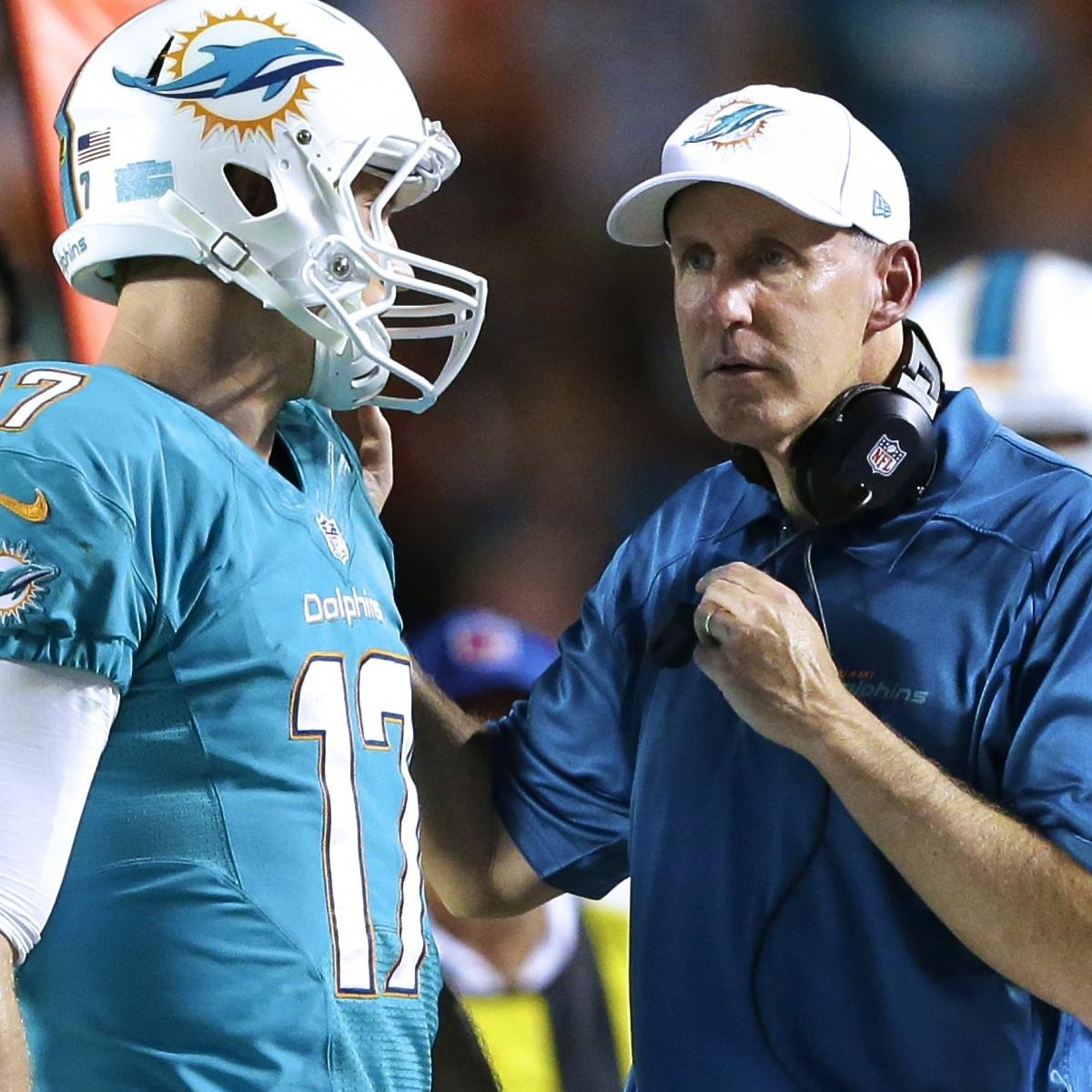 Latest News Updates: Ryan Tannehill Vs. Matt Moore: Latest Updates On Miami