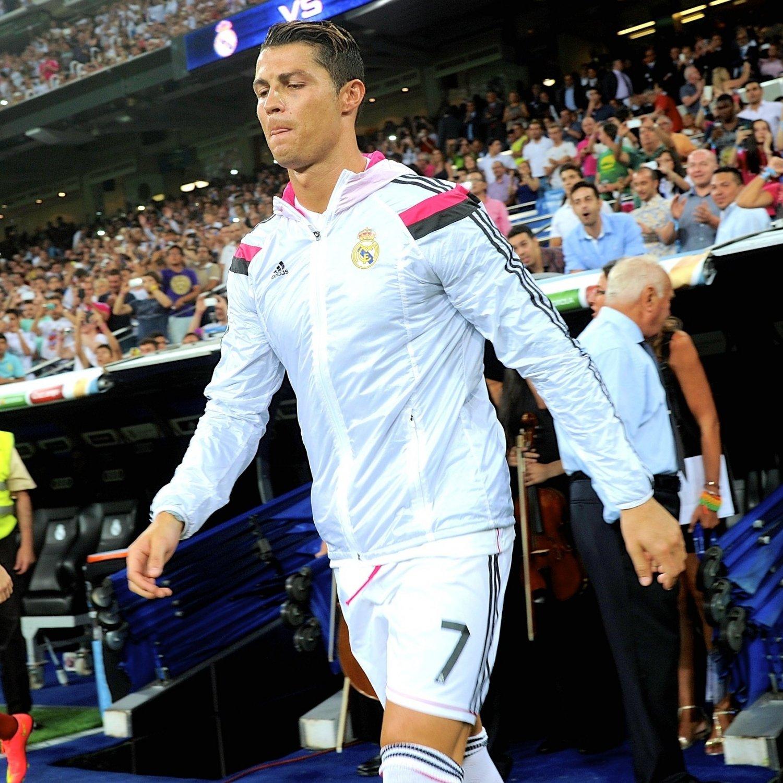 Manchester United Transfer News Lucas Moura And Cristiano: Manchester United Transfer News: Cristiano Ronaldo Reacts