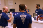 Jim Gaffigan's Hilarious Colts Tryout