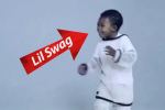 Swaggy P's Son Lands Modeling Deal
