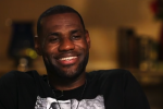 LeBron Says He's Quicker After Losing Weight