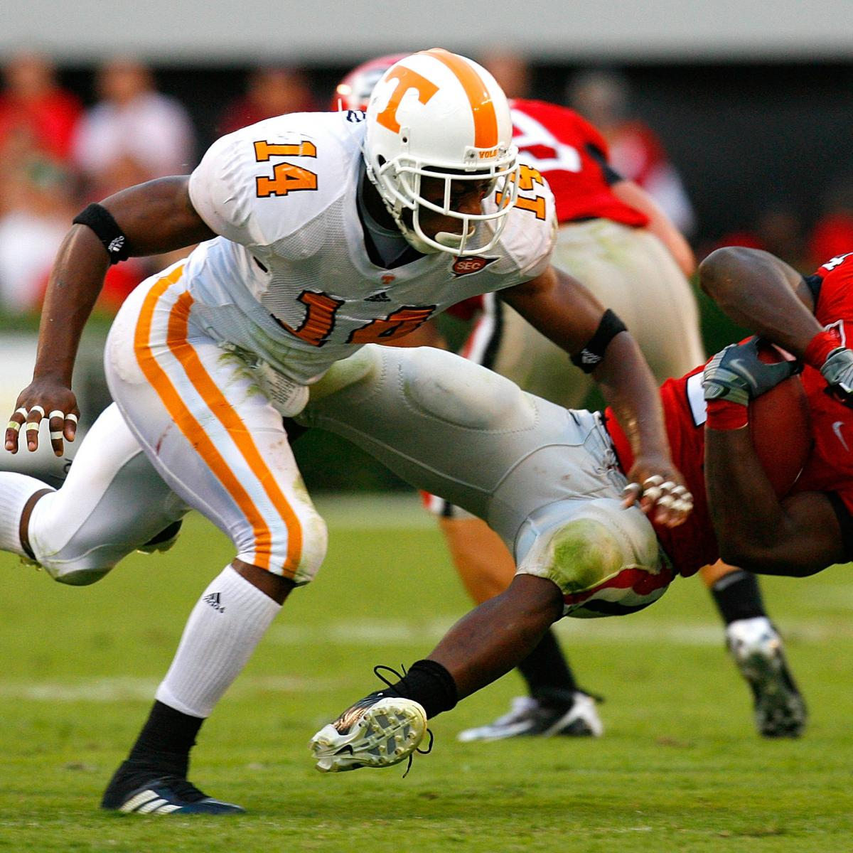 Ranking 10 Best Players from Tennessee-Georgia Rivalry ...