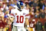 Has Giants' Offense Turned a Corner?