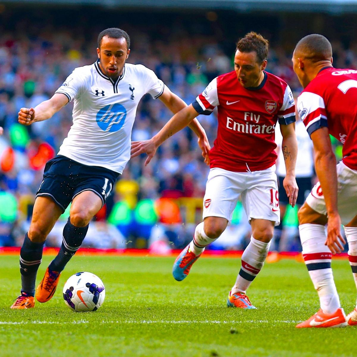 Arsenal Vs Tottenham Live Score Highlights From Premier: Arsenal Vs. Tottenham And The 25 Fiercest Rivalries In