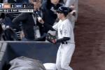 Ball Boy Pulls Switcheroo on Jeter Ball