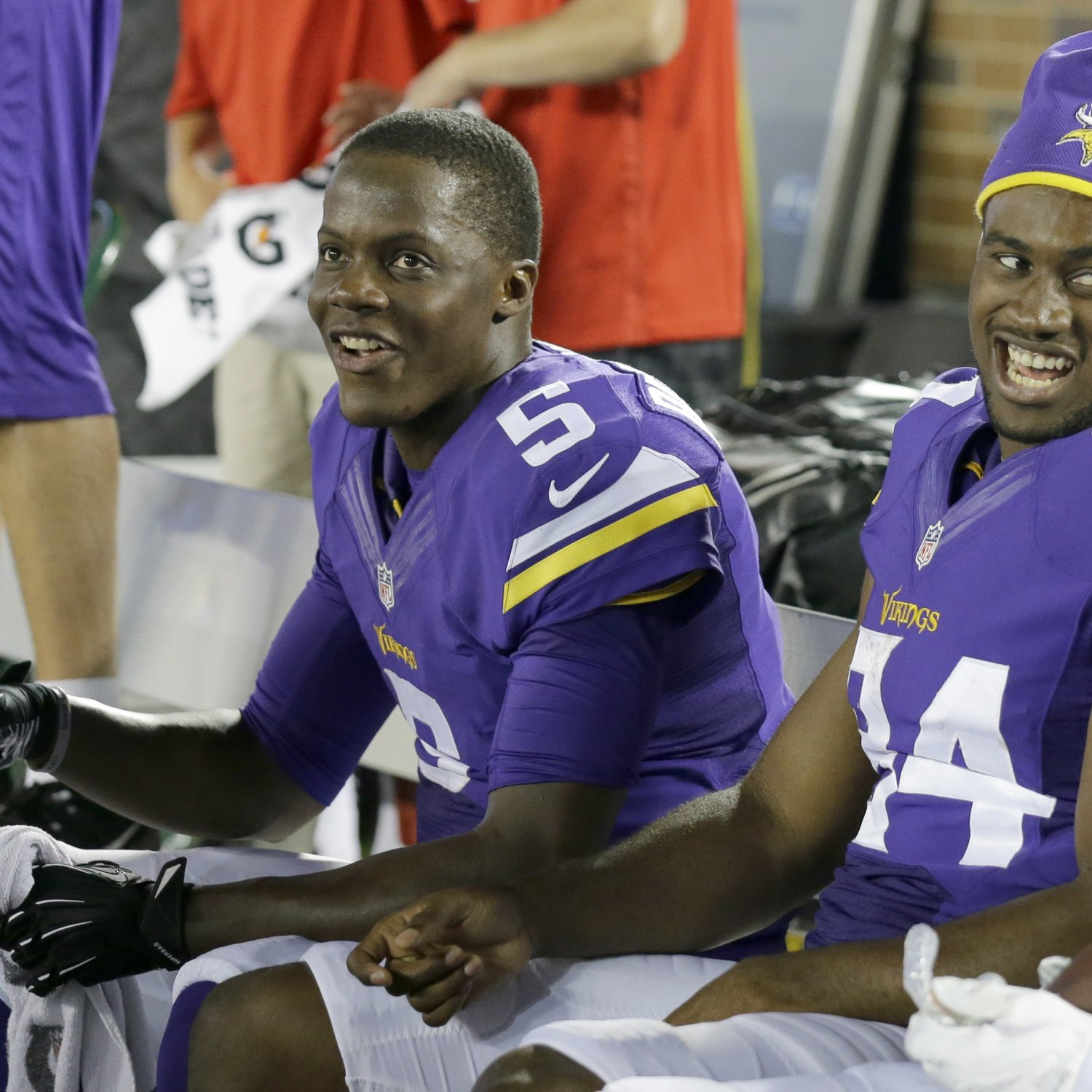Cordarrelle Patterson S Fantasy Stock Will Rise With Teddy