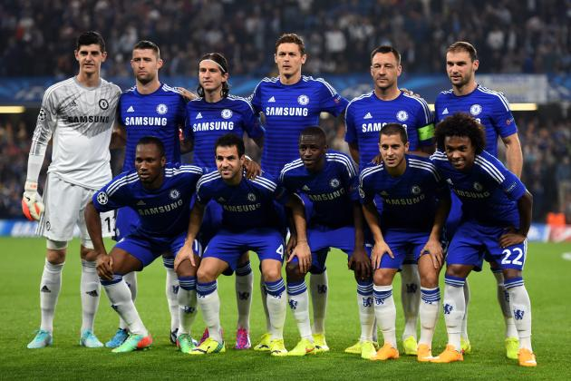 Why Chelsea Are the Premier League's Best Hope to Win the Champions League