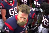 Ryan Fitzpatrick Gets Texans Teammates Fired Up wi…