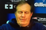 Belichick Scoffs at Question About Possible QB Change