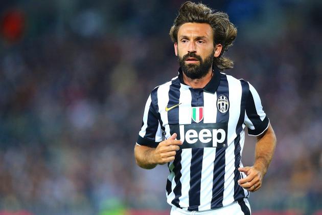 Andrea Pirlo Injury: Updates on Juventus Midfielder's Hip and Return