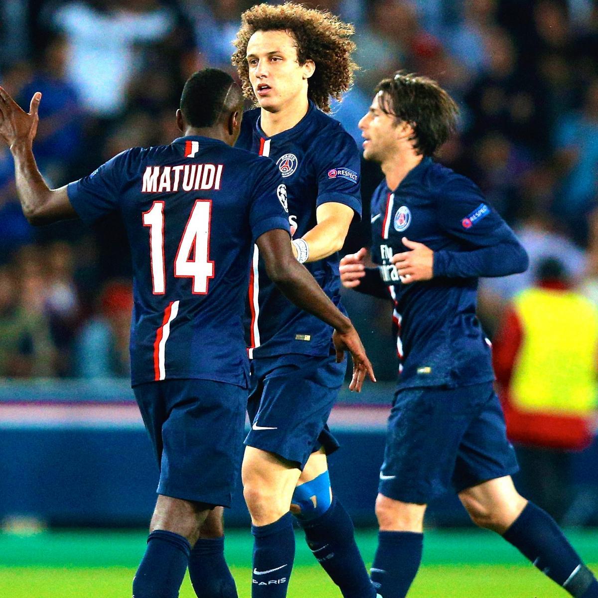 Bastia 0 3 Psg Match Report: PSG Vs. Barcelona: Score, Grades And Post-Match Reaction