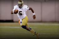 Insider Film Breakdown: Everett Golson's Speed Too…