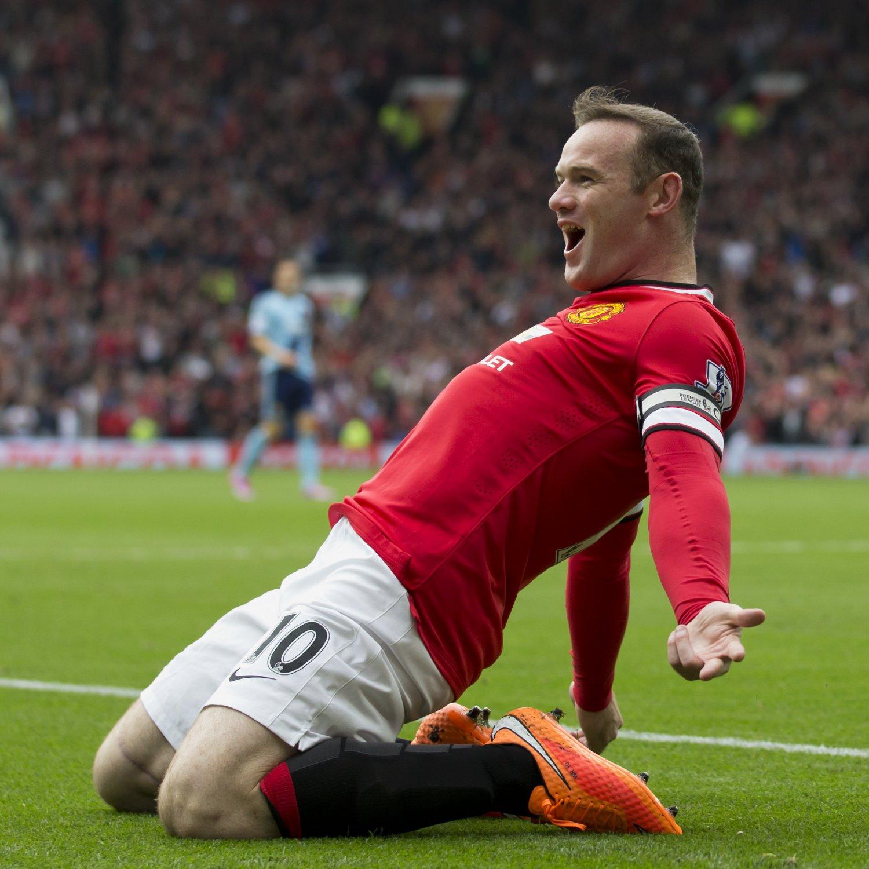 Wayne Rooney Qualities Cherish the Versatile Attributes of Wayne Rooney Bleacher Report