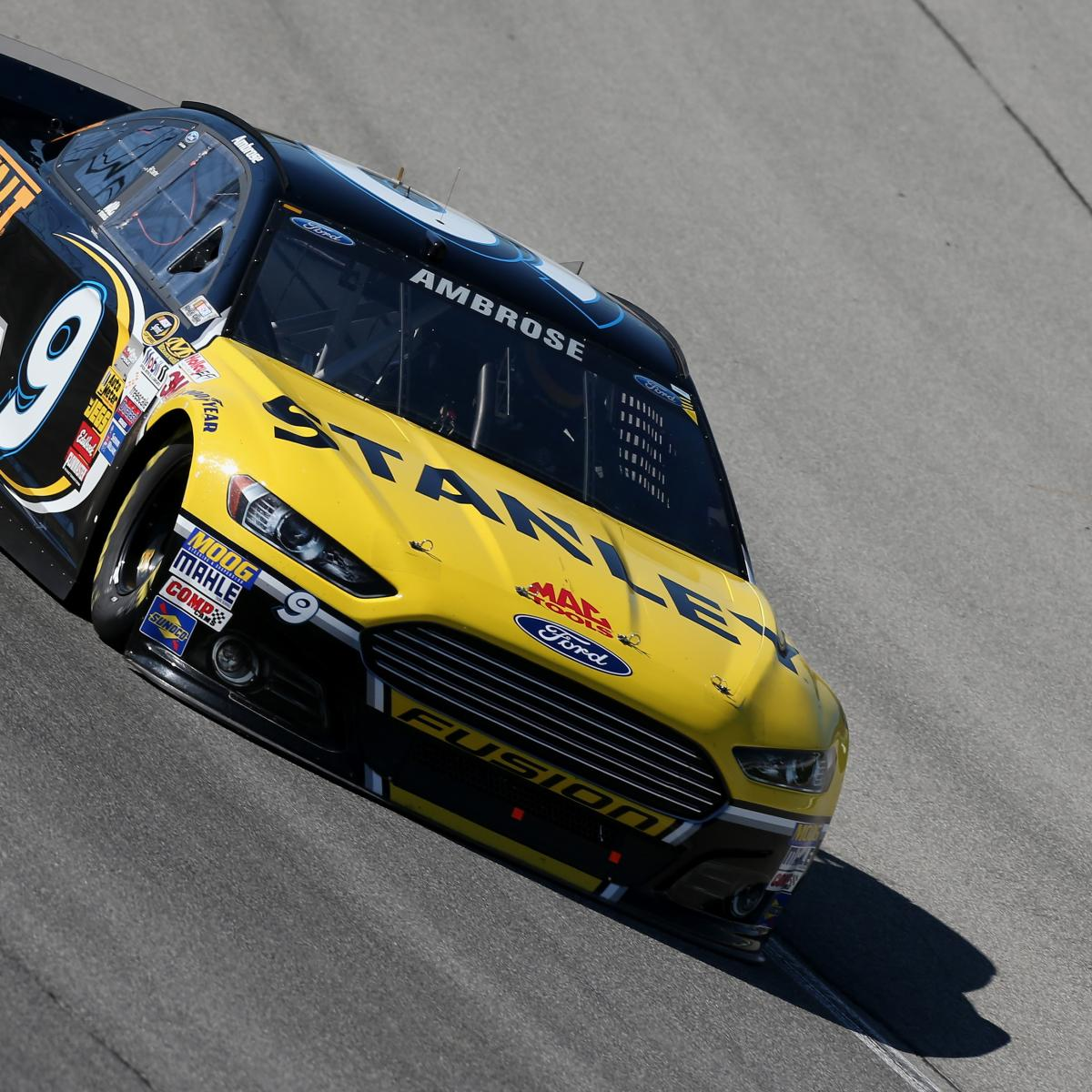 Who Could Fill Marcos Ambrose 39 S Seat At Richard Petty
