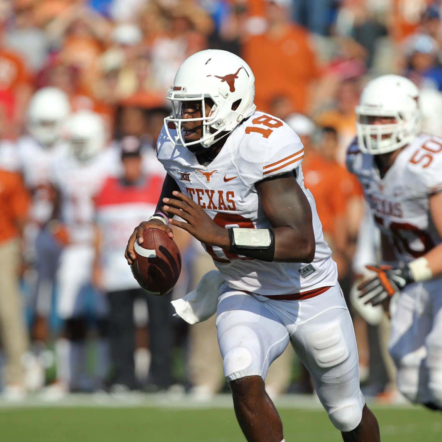 Texas Longhorns News, Scores, Status, Schedule - College ...