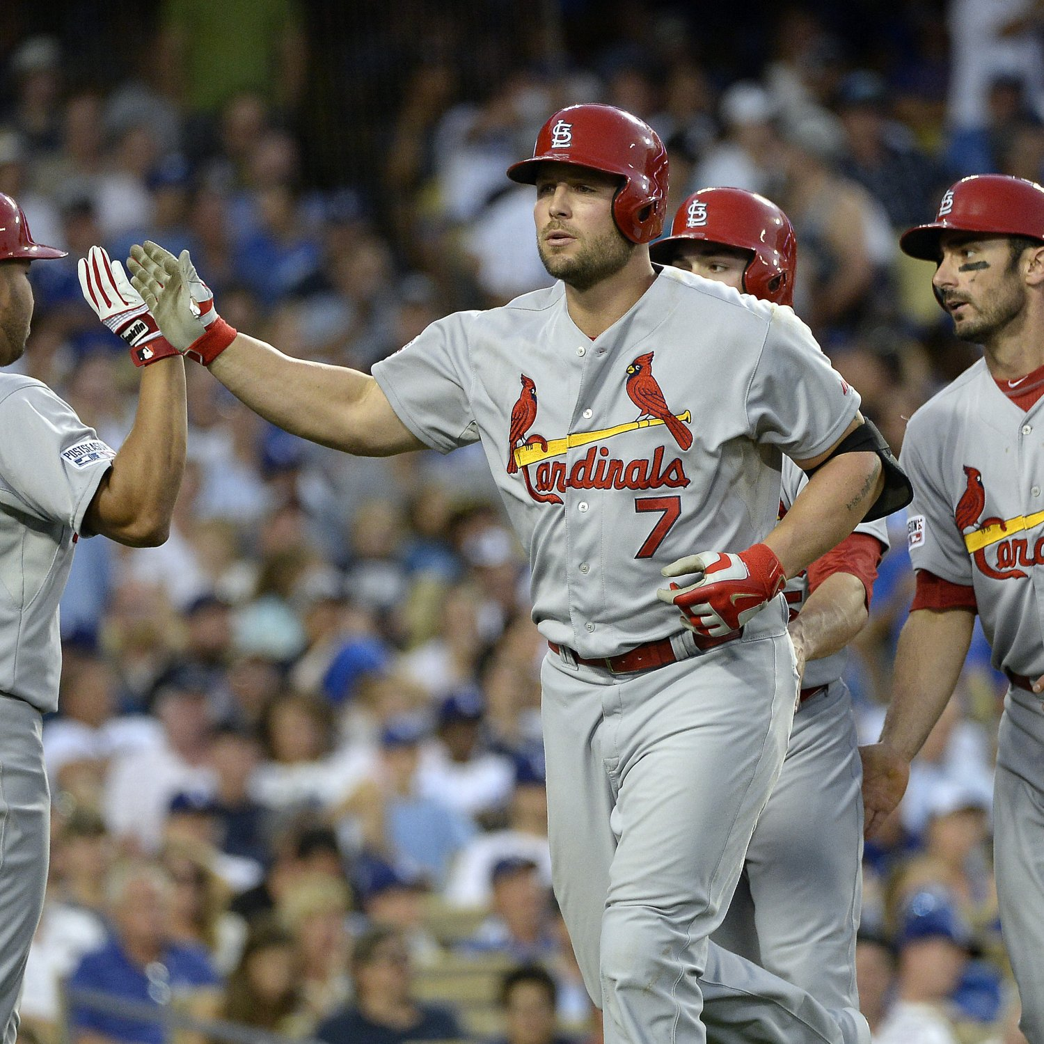 Cardinals Vs. Dodgers: Game 1 Score And Twitter Reaction