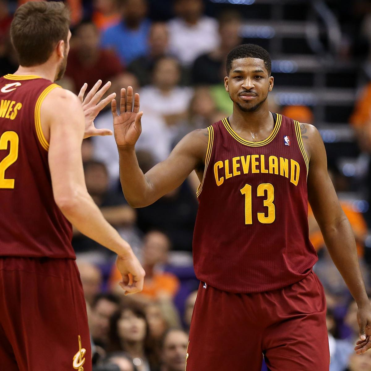 Latest on Tristan Thompson, Austin Rivers and More ...