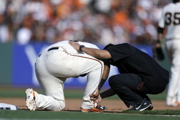 Inside the 2014 Numbers of Each MLB Team's Regular-Season Injury Impact