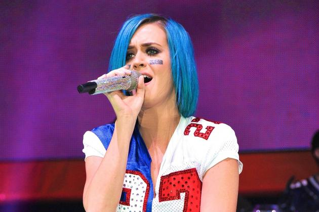 Katy Perry Reportedly to Perform at Super Bowl XLIX Halftime