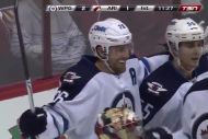 Winnipeg Jets' Blake Wheeler Scores Twice in 15 Se…