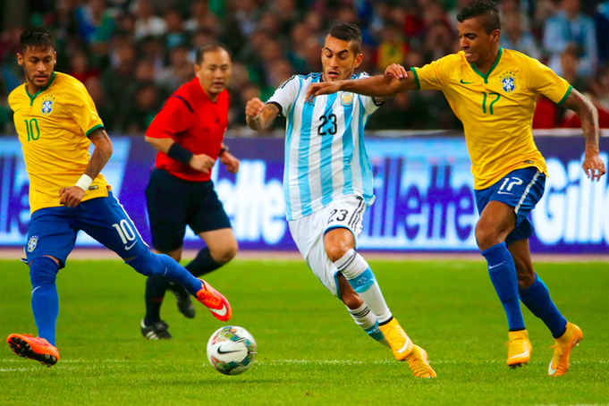 Brazil vs. Argentina: Live Score, Highlights from ...