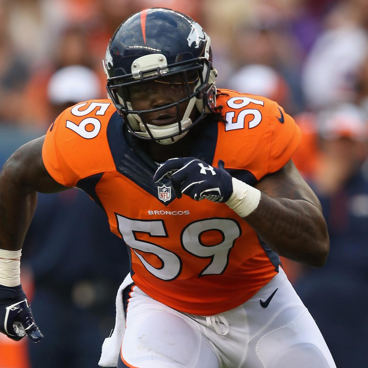 Danny Trevathan Injury: Updates On Broncos LB's Knee And