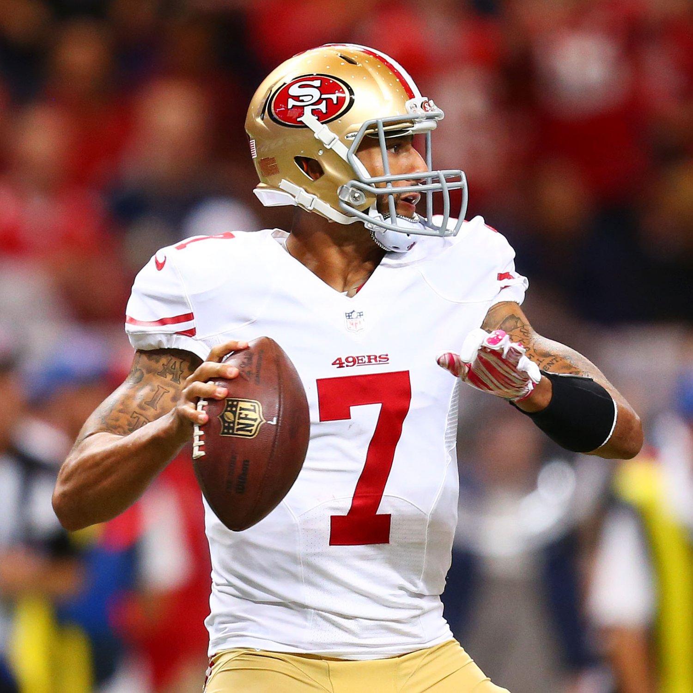 San Francisco 49ers: Colin Kaepernick And Big-Play Offense
