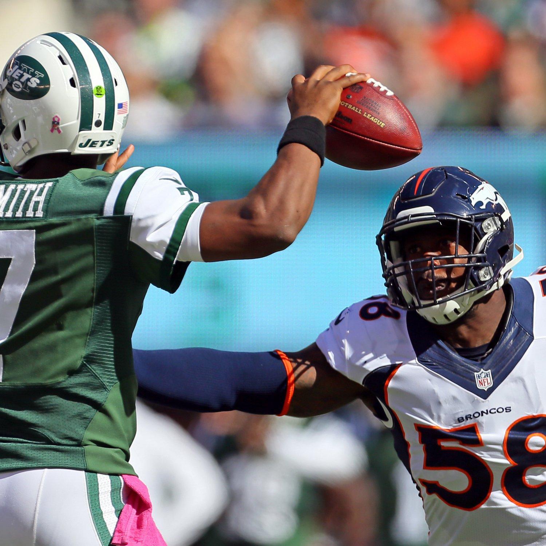 Denver Broncos Re Grading Their Key 2013 Offseason: Von Miller Is Back For The Denver Broncos, But Is He
