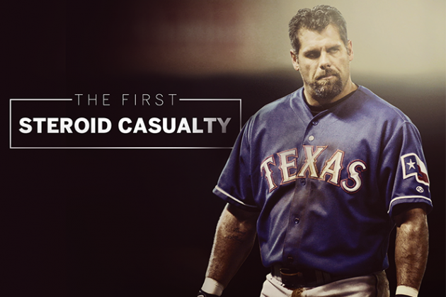The Cautionary Tale of Ken Caminiti: The Steroid Era's First Truth-Teller