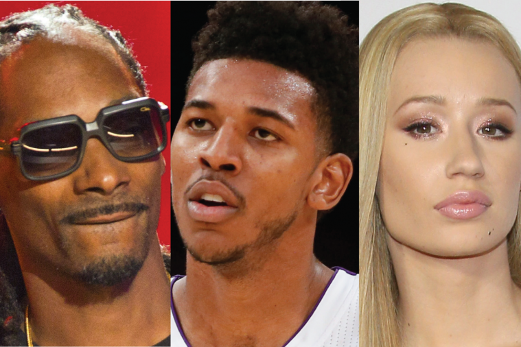 Nick Young, Iggy Azalea and Snoop Dogg Are Engaged in an Enormously Dumb Beef