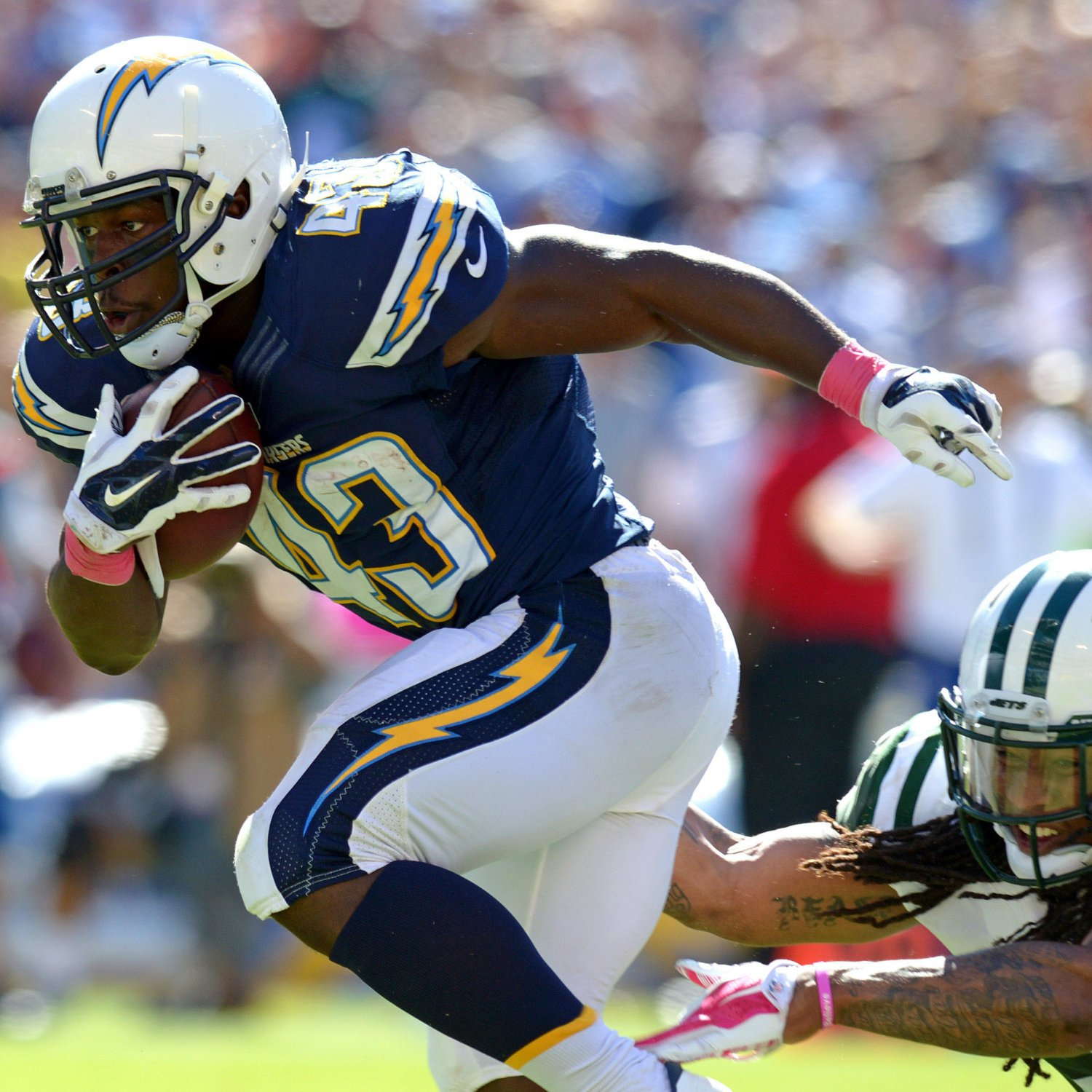 San Diego Chargers Fantasy: The Latest San Diego Chargers News