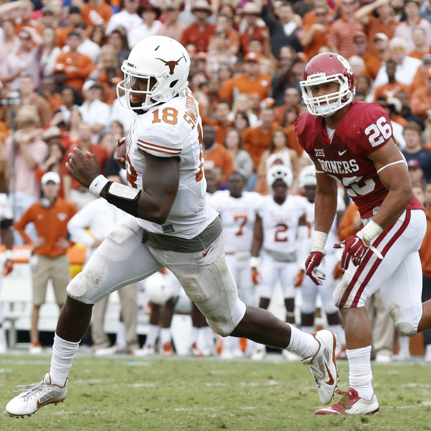 Texas Longhorn Football News, Schedule, Scores: Dallas ...