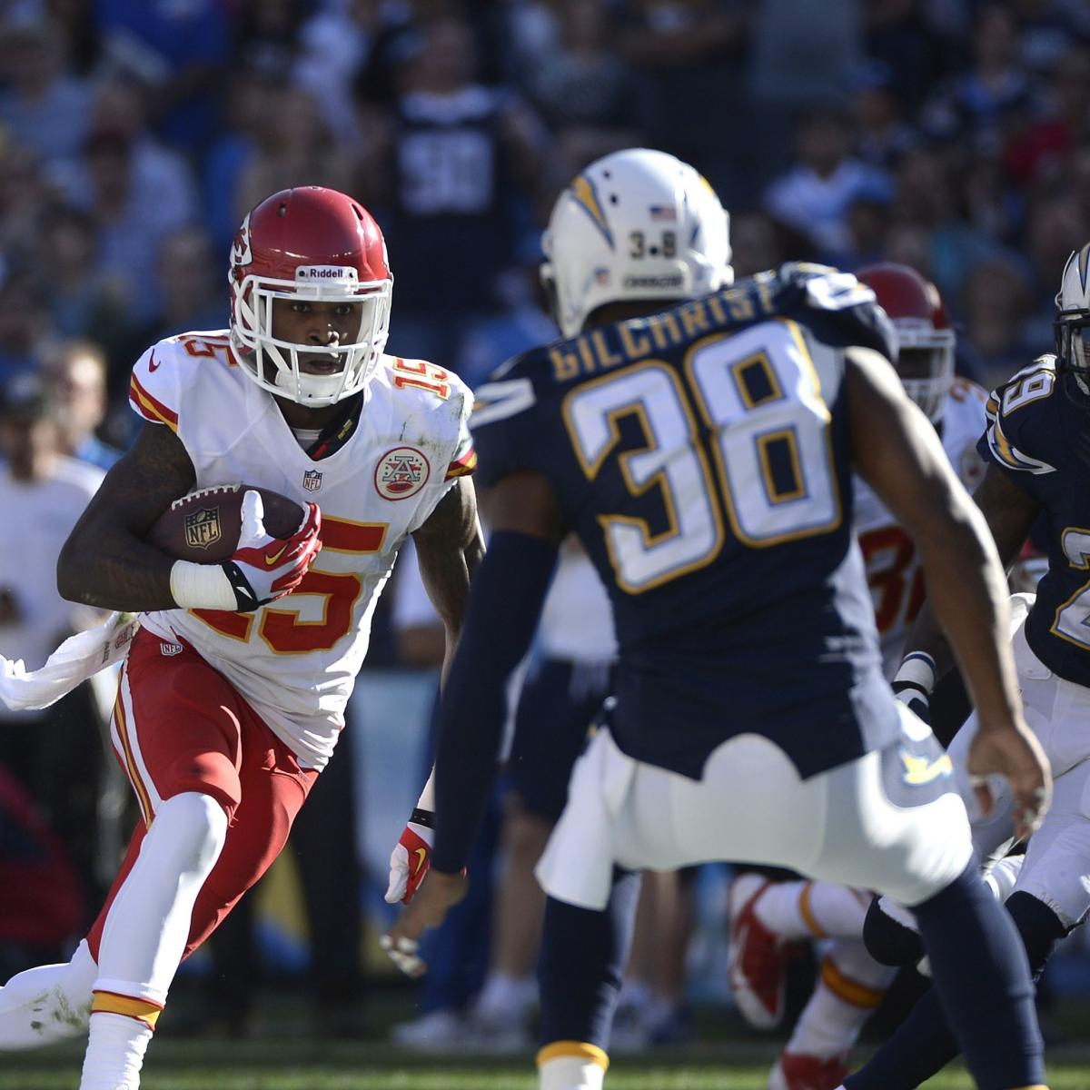 San Diego Chargers Chiefs: Chiefs Vs. Chargers: Complete Week 7 Preview For San Diego