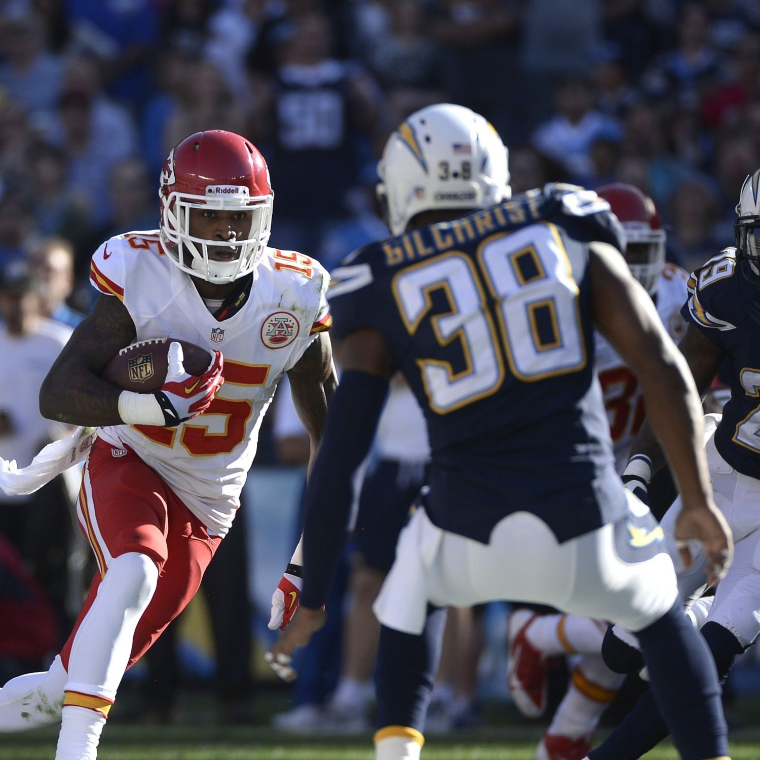 San Diego Chargers Chiefs Game: The Latest San Diego Chargers News