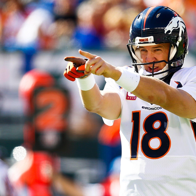 Peyton Manning S Ankle Injuries Won T Hurt Fantasy: NextStories