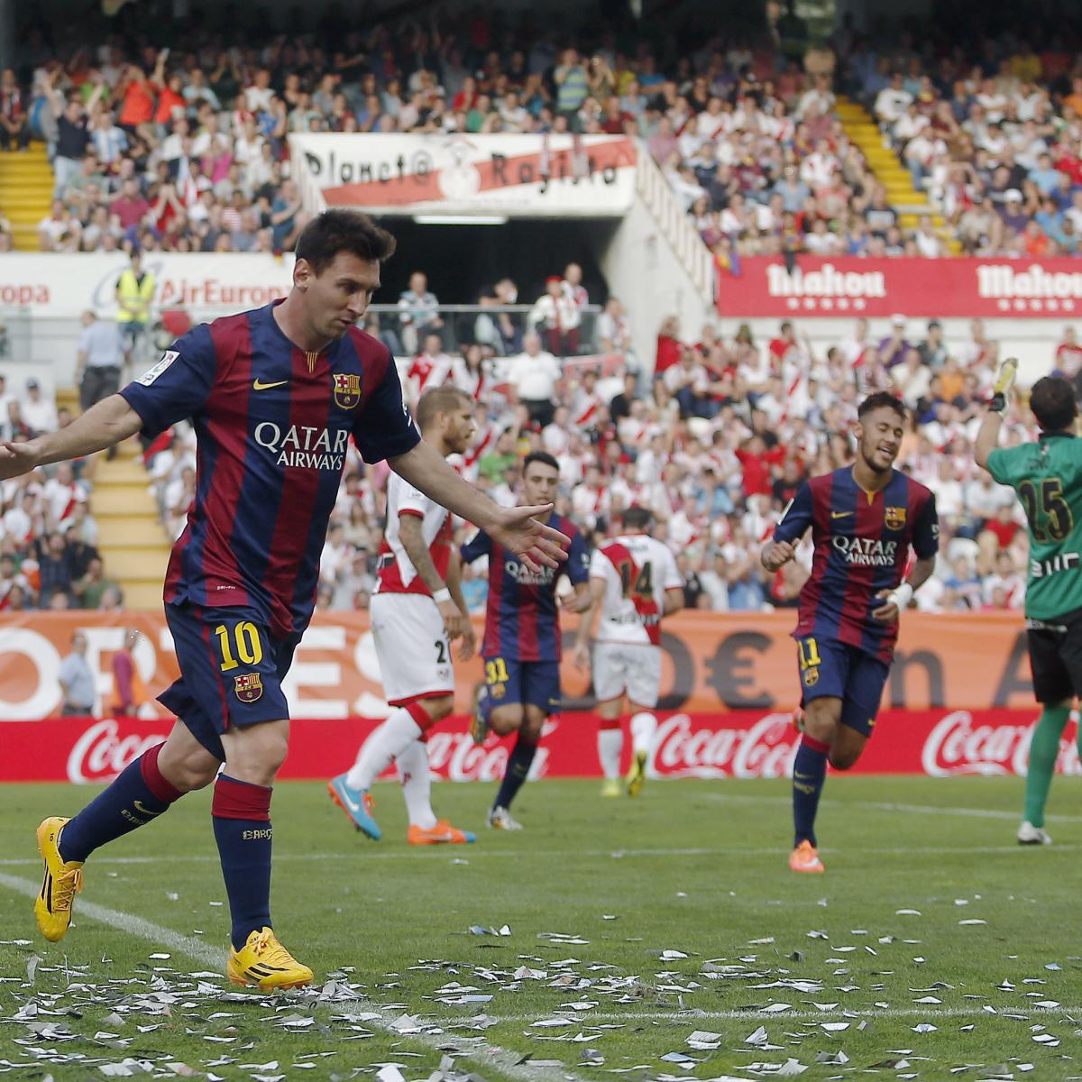 La liga table 2014 updated standings following matchday 8 - La liga latest results and table ...