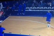Drake Attends Kentucky's Big Blue Madness, Brings…