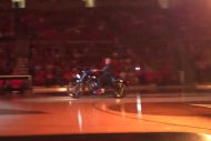 Texas Tech Coach Tubby Smith Crashes Motorcycle Du…