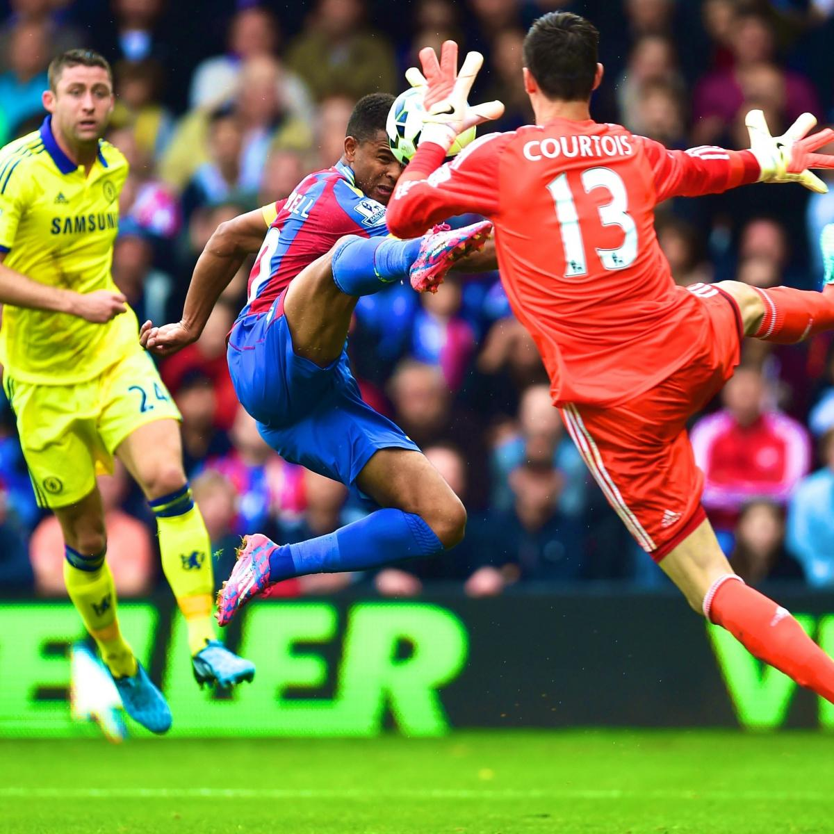Psg Vs Chelsea Live Score Highlights From Champions: Crystal Palace Vs. Chelsea: Live Score, Highlights From