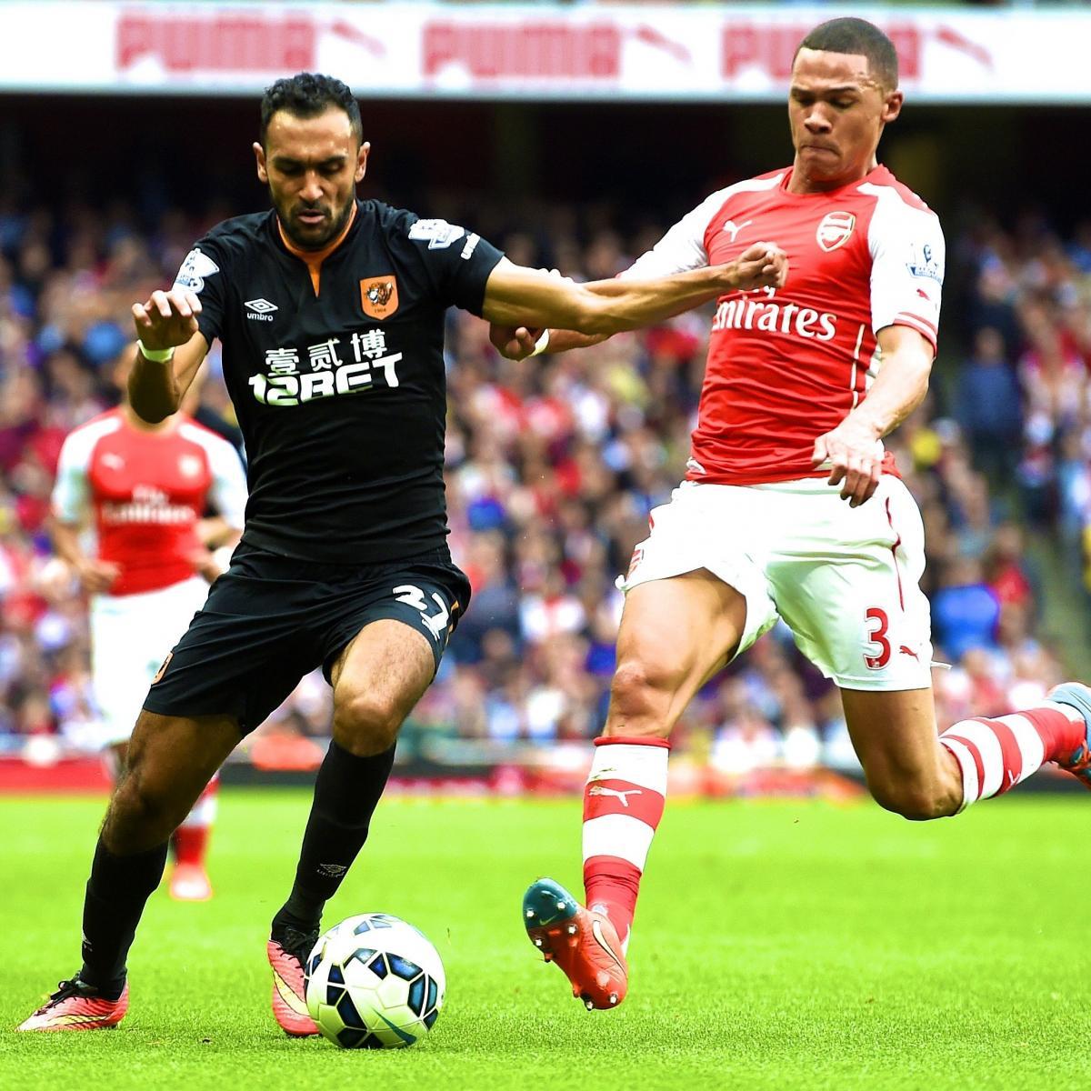 Arsenal Vs Tottenham Live Score Highlights From Premier: Arsenal Vs. Hull City: Live Score, Highlights From Premier