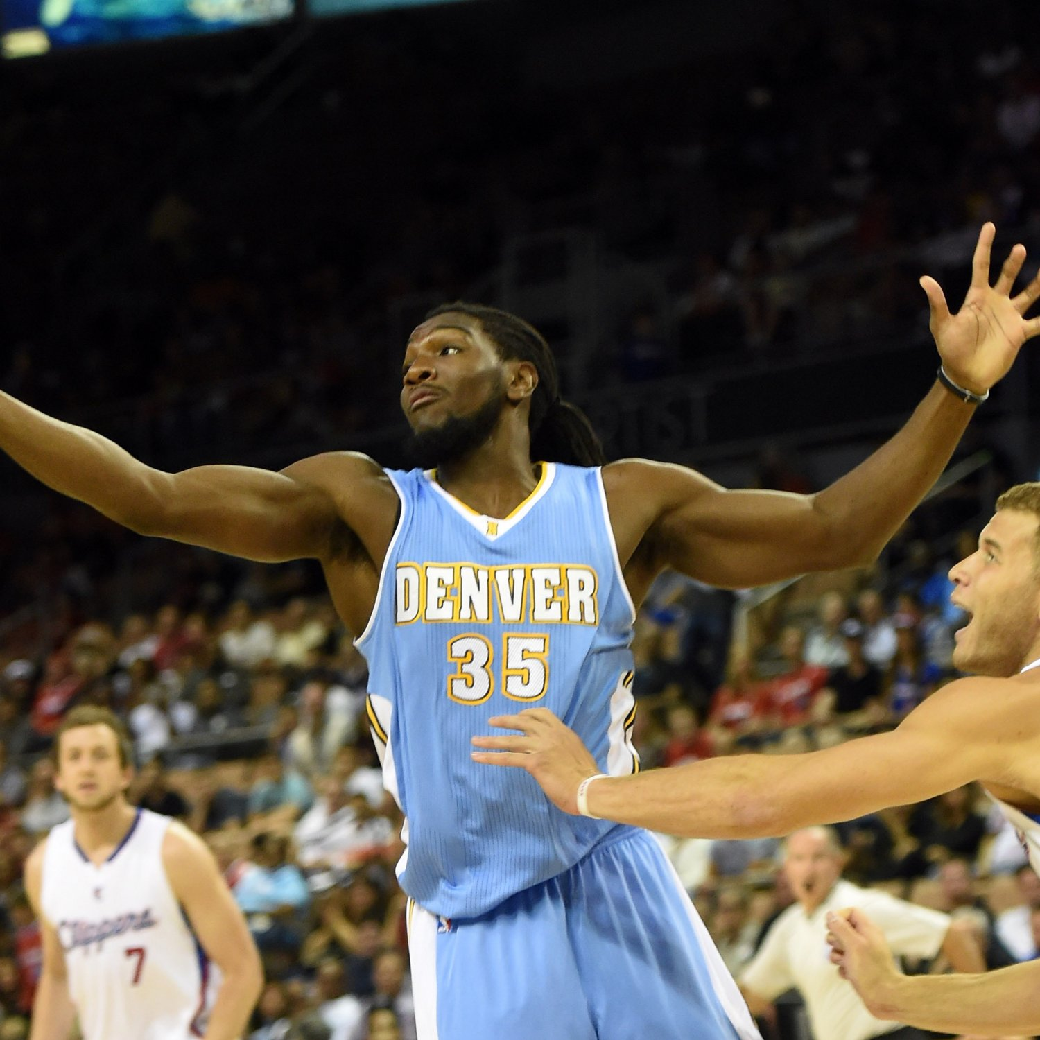 Denver Nuggets Vs. Los Angeles Clippers 10/18/14: Video
