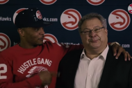 T.I. Creates Awkward Promo Video with Atlanta Hawk…