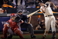 2014 World Series: San Francisco Giants vs. Kansas…
