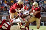 Clemson Loses Leading Rusher to Torn ACL