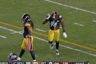 Pittsburgh's Lawrence Timmons Vomits on Field, Con…